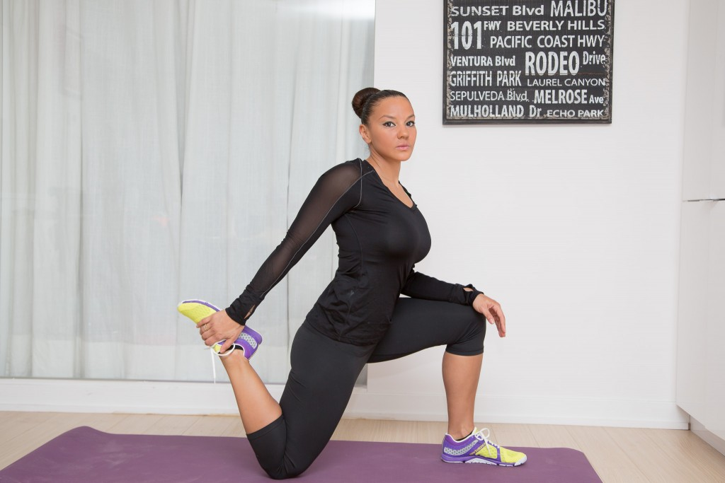 Alicia Bell - Train It Right - Stretch
