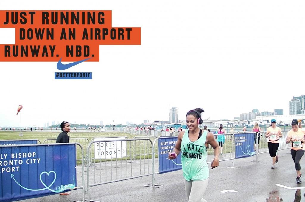Nike Women's 15km Toronto