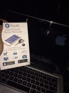 trackr - trainitright